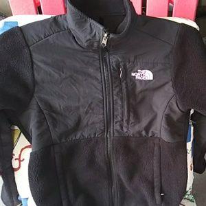 Sweatshirt jacket w/ 3 tiny holes in pocket..